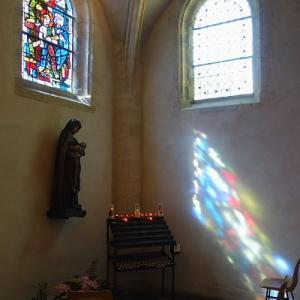 ライ・レ・ローズの聖レオナルド教会