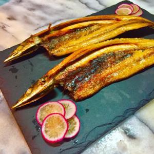 No2657秋刀魚の開きを美味しく焼くワザ