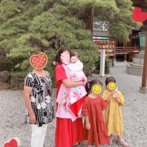 3姉妹ママ。大安吉日。