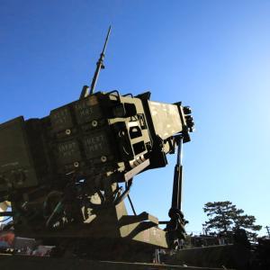 宇治駐屯地祭りその2 PAC3パトリオットなんかの防衛装備品