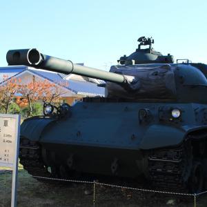 宇治駐屯地祭りその3 高機動車(トヨタメガクルーザ)61式戦車