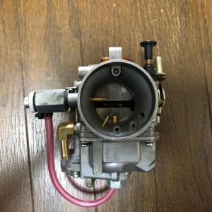 サンダージェット付きスクリーミンバタフライ(フローマスター)の漏れ確認
