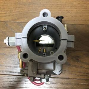 サンダージェット付きスクリーミンバタフライ(フローマスター)バックプレートアダプタの製作