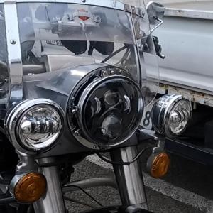 中華激安LEDプロジェクターヘッドライトで車検が通るか?