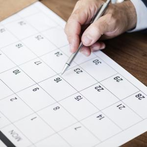 毎月の積立計画変更