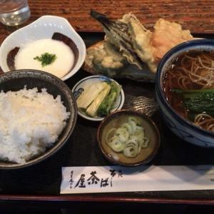 高円寺の美味しい蕎麦ランチ「そば茶屋」