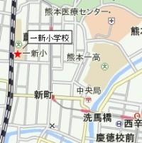 防災マップは指定緊急避難場所までの地図