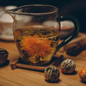 体を冷やさぬよう国産穀物ブレンド茶