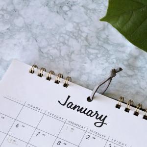 セリア★一工夫で理想のカレンダー&お気に入りお財布ショルダー。