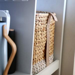 セリア★見た目も使い勝手も◎理想のゴミ箱完成!プラダンで作るインナーボックス。