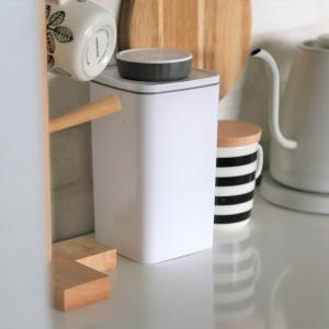 見た目シンプル、機能◎な保存容器