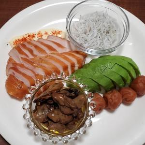 お勧めの常食メニュー『サラダ』#3