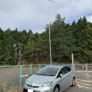 430MHz ハイランドパーク粉河 移動運用♪(大阪府貝塚市)