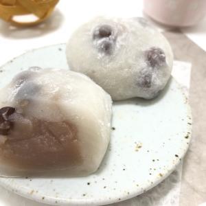 まろやかオリジナル塩麴餡の豆大福