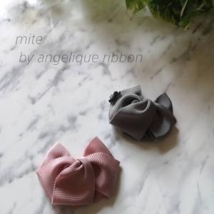 レッスンレポ◆mite by angelique ribbon◆
