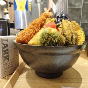 ■渋谷の「タレカツ」で、デカ盛り全もり丼!