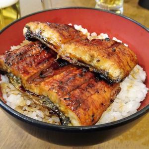 ■浅草の「宇奈とと」で、デカ盛りうな丼!
