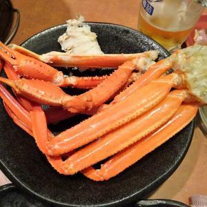 ■新潟の「魚銭」で、ズワイガニ食べ放題!