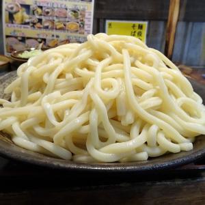 ■武蔵小杉の「味奈登庵」で、デカ盛りうどん!