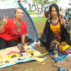 金沢文庫芸術祭と虹の戦士