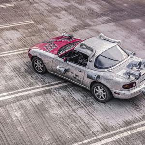 契約している月極駐車場に「無断駐車」してる車を警察に通報しました。