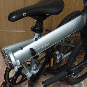 我が家にやってきたのはDAHON SPEED Falco!<新しい自転車探し>