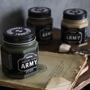 塗料革命!「ミリタリー」「アーミー」DIYにオススメの新商品