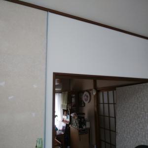 【DIY】壁紙の貼り替え 完結編