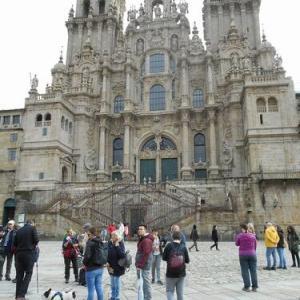 「ポルトガルの道」巡礼から帰りました