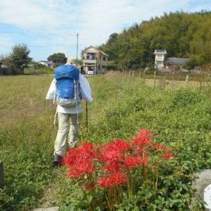 デンマーク人のお遍路に同行して初秋の徳島一国参り