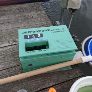 椎の木湖に行ってきた、試釣(?)