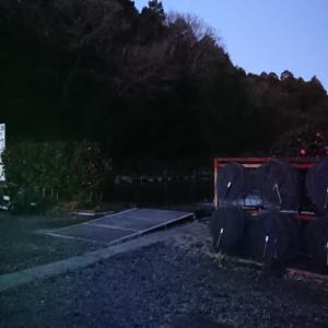 清遊湖に行ってきた。冬は初めてで・・・
