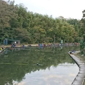 芦田湖水光園に行ってきた。沖段底