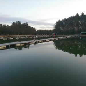 友部湯崎湖に行ってきた。ライトタックル段底