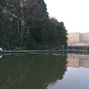 芦田湖水光園に行ってきた。防風対応