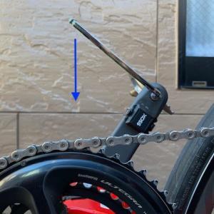 ご存知かと思いますが。ロードバイクのペダルの外し方