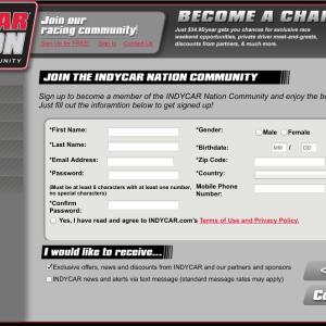 インディー | Indycar Nation はとってもお得