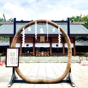 (櫻木神社参拝】2020.7.12