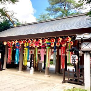 【櫻木神社】土用(二の丑)に伺いました!