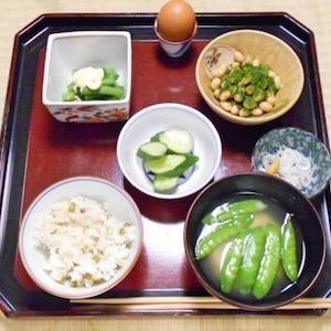 味噌豆あるいは