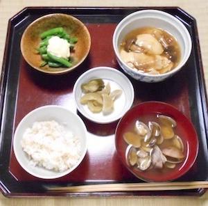 毎日一品江戸料理