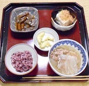 日本橋で昼ごはん