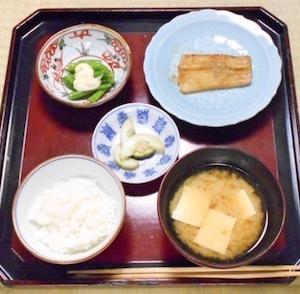 日ヶ窪町鱧弁当
