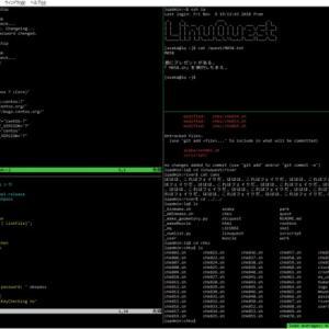Linuxサーバー構築