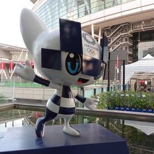 東京オリンピックとコンピュータ