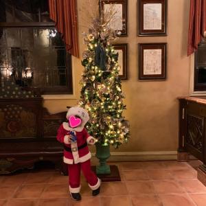 クリスマスのディズニーシーで一番食べたかったもの☆