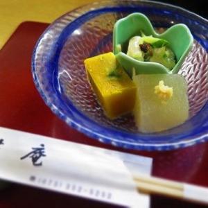 京の味に癒されます