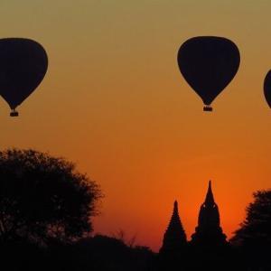 No Sunrise No Bagan