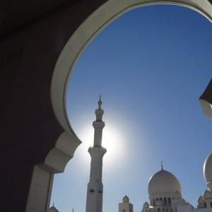 Go to Abu Dhabi(その2)