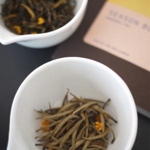 金木犀と紅茶をブレンド♪…金木犀のアロマティー♪